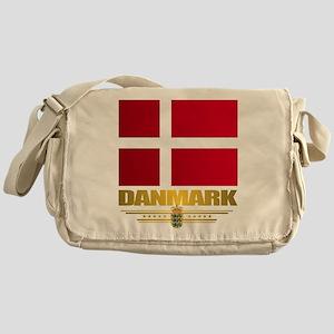 Dannebrog Messenger Bag