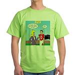 Sports and Grades Green T-Shirt