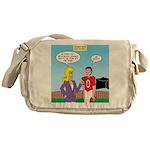 Sports and Grades Messenger Bag