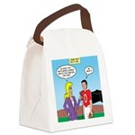 Sports and Grades Canvas Lunch Bag