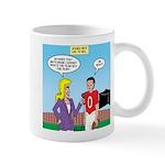 Sports and Grades 11 oz Ceramic Mug