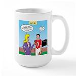 Sports and Grades 15 oz Ceramic Large Mug