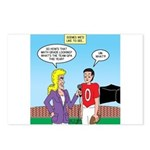 Sports and Grades Postcards (Package of 8)