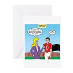 Sports and Grades Greeting Cards (Pk of 20)