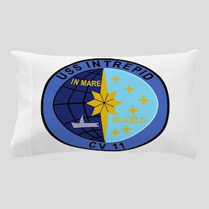 CV-11 USS INTREPID Multi-Purpose Aircr Pillow Case