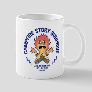 Campfire Surprise Mug