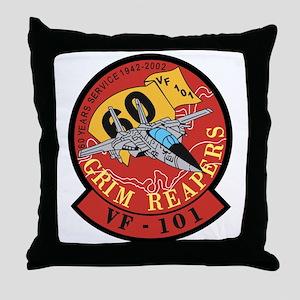 vf-101_42_02 Throw Pillow