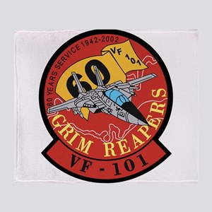 vf-101_42_02 Throw Blanket