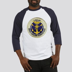USS PLYMOUTH ROCK Baseball Tee
