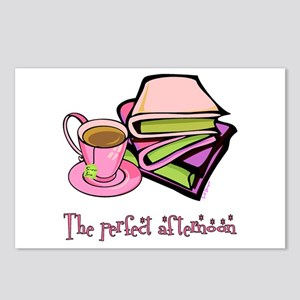 The Perfect Afternoon Postcards (Package of 8)