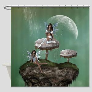 Dream Fairies Shower Curtain