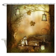 Fairytale Forest Shower Curtain