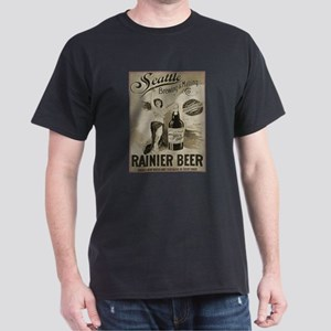 Rainier Beer Dark T-Shirt