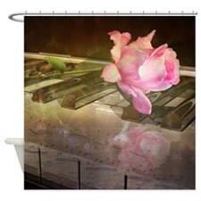 Piano Fantasy Shower Curtain
