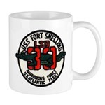 USS FORT SNELLING 11 oz Ceramic Mug