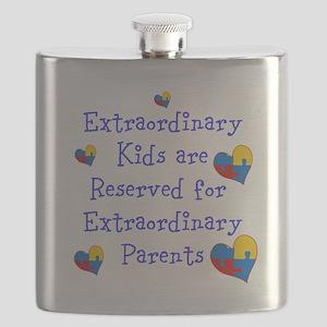 Extraordinary Kids - Autism Parent Flask