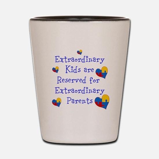 Extraordinary Kids - Autism Parent Shot Glass