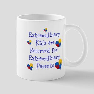 Extraordinary Kids - Autism Parent Mugs