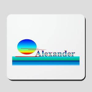 Alexander Mousepad