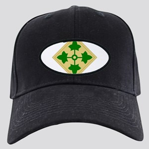 4th Infantry Division Black Cap