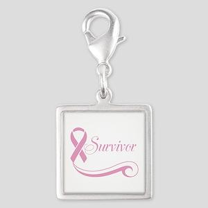 Cancer Survivor Charms