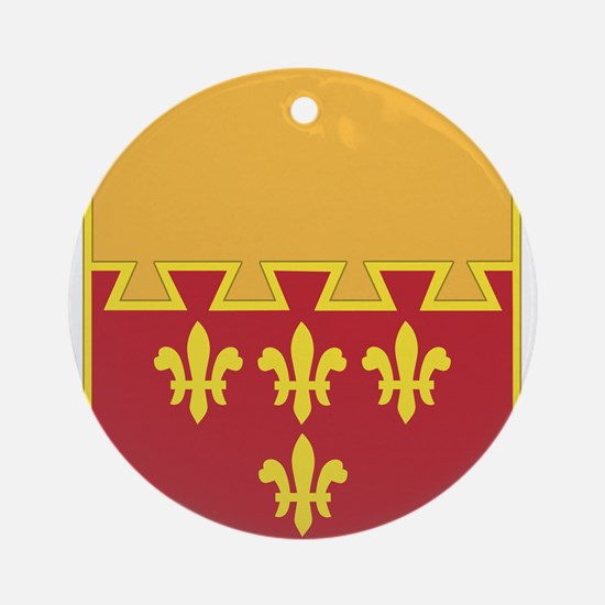 106th Cavalry Regiment.psd.png Ornament (Round)