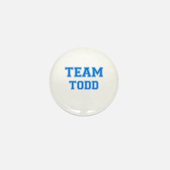 TEAM TODD Mini Button