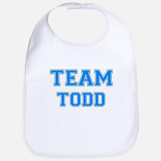 TEAM TODD Bib