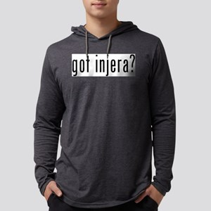 got injera? Long Sleeve T-Shirt