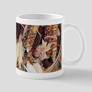 Indian fall corn Mugs