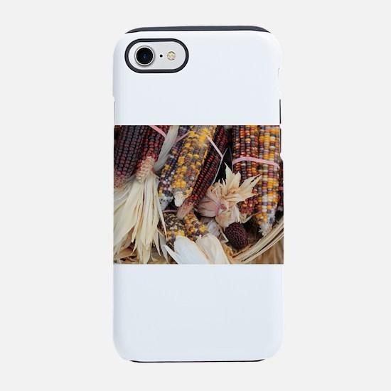 Indian fall corn iPhone 7 Tough Case