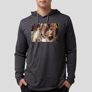 Indian fall corn Long Sleeve T-Shirt