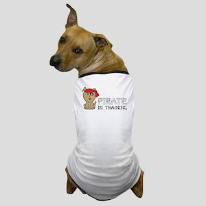 Pirate In Training Dog T-Shirt