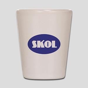 SKOL - Purple Shot Glass