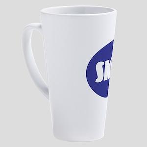 SKOL - Purple 17 oz Latte Mug