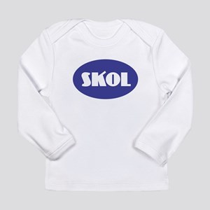 SKOL - Purple Long Sleeve T-Shirt