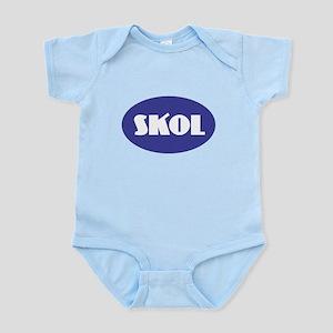 SKOL - Purple Body Suit
