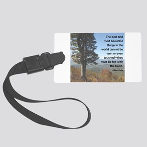 The Best And Most Beautiful Large Luggage Tag