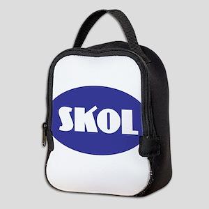 SKOL - Purple Neoprene Lunch Bag