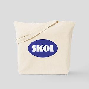 SKOL - Purple Tote Bag