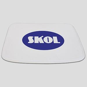 SKOL - Purple Bathmat
