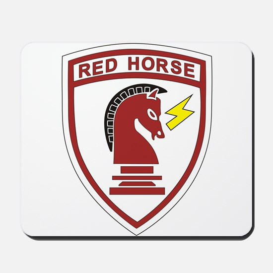 red_horse.png Mousepad