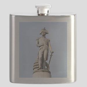 Lord Nelson London Pro photo Flask
