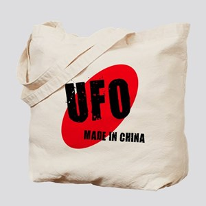 UFO Made In China Tote Bag