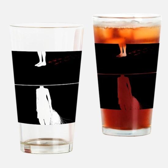 Dullahan Drinking Glass