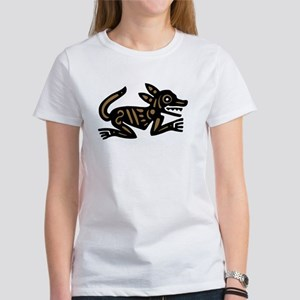Tribal Dog Women's T-Shirt