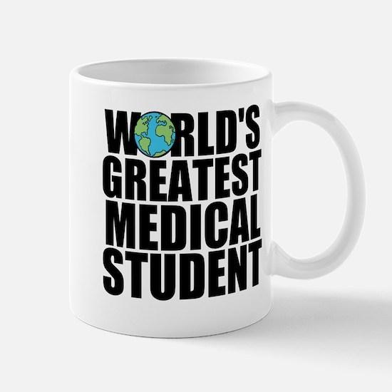 World's Greatest Medical Student Mugs