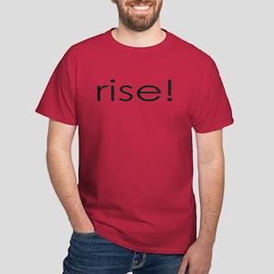 Text-- Rise T-Shirt