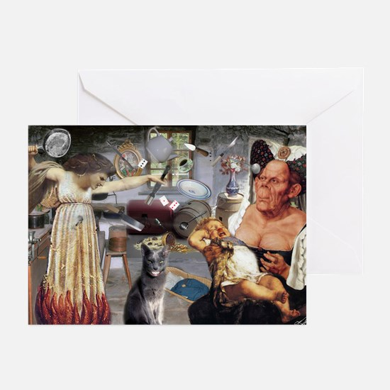 Pig & Pepper Greeting Cards (Pk of 10)