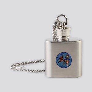 3-vf32logo Flask Necklace